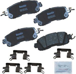 Bendix Premium Copper Free CFC1650 Ceramic Brake Pad
