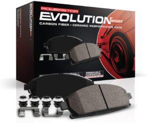 Power Stop (Z23-905) Z23 Evolution Sport Brake Pads
