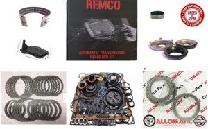 Remco Store GM 4l60-e (97-03) QUALITY Rebuild Kit