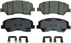 Wagner QuickStop ZD1593 Ceramic Disc Brake Pad Set